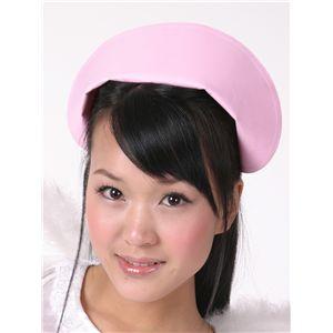 【コスプレ】 ナースキャップ ピンク F 4562135685379