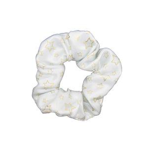 シュシュ トナカイ (ホワイト) 4個セット