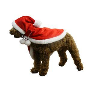 ペット クリスマスガウン M 2個セット