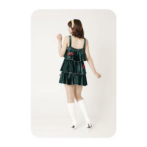 ホーリーツリードレス (緑)