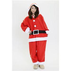 【クリスマスコスプレ】サンタクロース 着ぐるみ