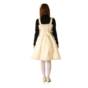 Cream doll ジャンパースカート(ホイップクリーム)