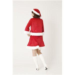 【2010年クリスマス向け】ベイシックサンタ レッド Ladies