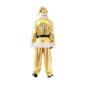 クリスマスコスプレ GOGOサンタさん スペシャルゴールデン Men's