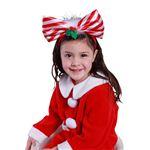 【クリスマスコスプレ】キャンディーリボンカチューシャ 【3セット】 4560320834342