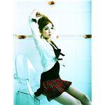 【小悪魔セクシー】 Sherry's Closet(シェリーズクローゼット) レースプリーツミニ レッド M 4560320842866