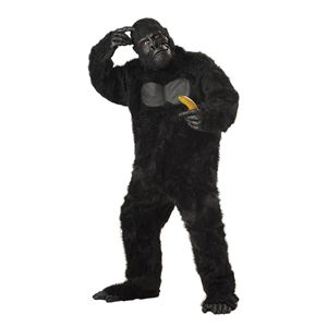 【ハロウィンコスプレ】 Gorilla(ゴリラ) 019519008858