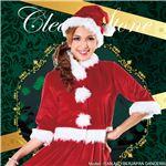 【クリスマスコスプレ】ベイシックサンタ レッド 4571142469216