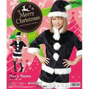 【クリスマスコスプレ】マリーサンタ 4560320827412