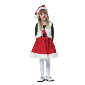 【クリスマスコスプレ】キッズサンタベストセット 4560320844273