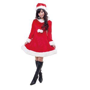 【クリスマスコスプレ】ラブリボンサンタ 4560320834182