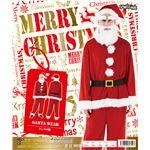 【クリスマスコスプレ】サンタの服 Men's