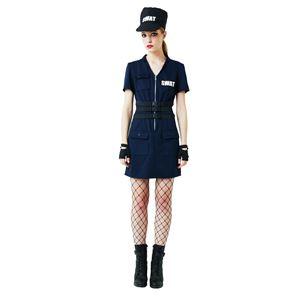 【ハロウィンコスプレ】SWAT Ladies