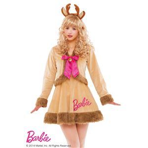 【クリスマスコスプレ】Barbie Christmas スウィートトナカイ