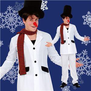 【クリスマスコスプレ】スタイリッシュ雪だるま