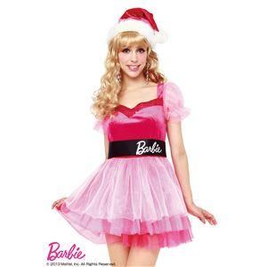 【クリスマスコスプレ】Barbie Christmas ピンクチュールサンタ