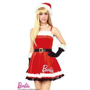 【クリスマスコスプレ】Barbie Christmas ベーシックベルトサンタ(レッド)