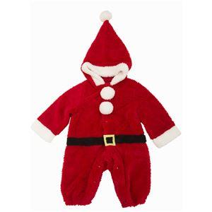 【クリスマスコスプレ 衣装】 マシュマロサンタ Baby(ベビー)