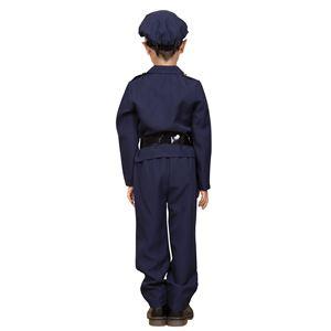 【コスプレ衣装/コスチューム】キッズジョブ おまわりさん 120cmサイズ