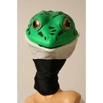 【在庫処分】アニマルプラマスク「カエル」