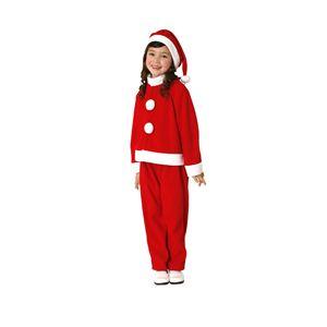 【2010年クリスマス向け】キッズサンタスーツ 140