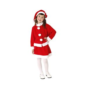 【2010年クリスマス向け】キッズツーピースサンタ 120