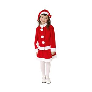 【2010年クリスマス向け】キッズツーピースサンタ 140