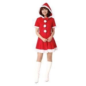 【2010年クリスマス向け】半袖フーディーサンタ