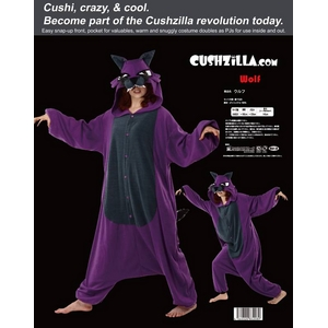 【着ぐるみ】Cushzilla Wolf ウルフ