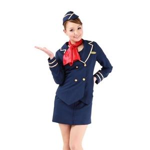 【コスプレ】 フライトアテンダント M 4560320835172