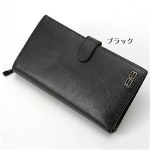 BALENCIAGA 二折り長財布 BANA03 ブラック