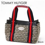 TOMMY HILFIGER トートバッグ 182629 Black