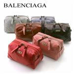 BALENCIAGA レザーポーチ GS-07-566 RED