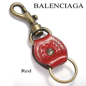 BALENCIAGA キーフック BB-114 RED