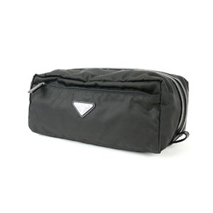 PRADA(プラダ) セカンドバッグ 2N0029 TES+SAF NERO