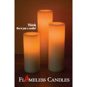 Frameless Candle CA10361-CH