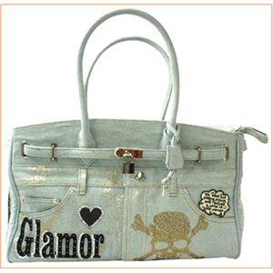 ANTHONYS Carry Bag (Dog Bag) デニム 38601