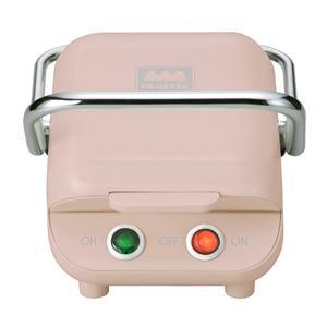 ◆送料無料◆モッフルメーカー  (1枚焼タイプ) ピンク