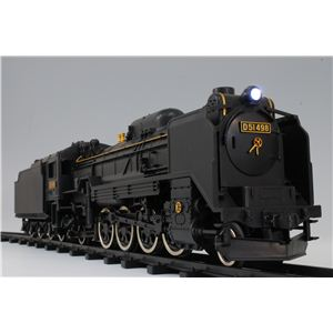 ビックスケールラジコン 1/40 蒸気機関車 D51形 498号機
