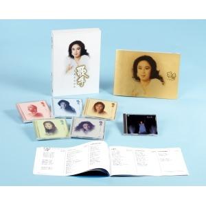 歌手−ちあきなおみ−(CD5枚組+特典DVD1枚)