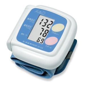 カンタン使いやすい手首式血圧計 UB-328の商品画像大