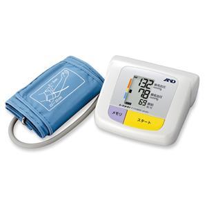 健康の秘訣は血圧の管理から。上腕式血圧計 UA-631Dの商品画像大