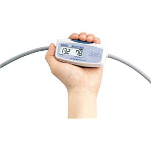 手のひらサイズの本格派!上腕式血圧計 UA-704の商品画像大2
