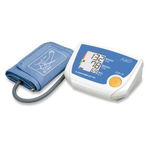血圧と脈リズムをWチェック!上腕式血圧計 UA-772Cの商品画像大