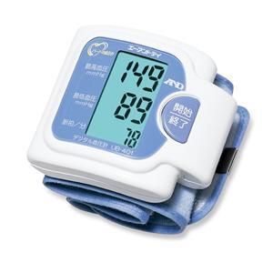 簡単ワンプッシュ操作!手首式血圧計 UB-401の商品画像大