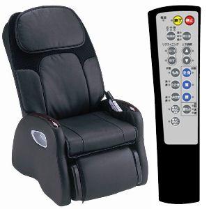 スライヴ マッサージチェア くつろぎ指定席 CHD-8105(K)【開梱設置無し】
