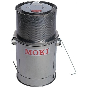 モキ製作所 ダイオキシンクリア 焚き火どんどん 60L(家庭用焼却炉)