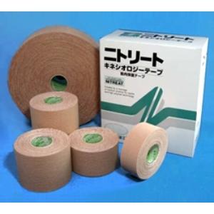 ニトリート キネシオロジーテープ(非撥水) NK-75 4巻