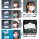 業務用NEWファインマスク3PLYマスク(リトル)50枚入×2個(計100枚) グリーン