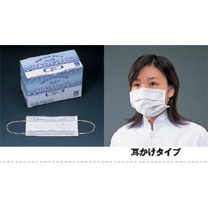 業務用NEWファインマスク2PLY(耳かけタイプ)100枚入×2個(計200枚)